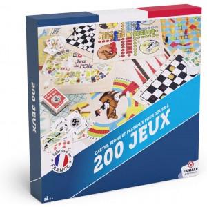 Coffret 200 Jeux