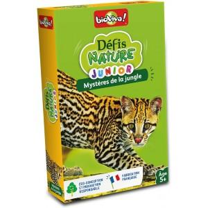 Defis Nature Junior Mysteres de la Jungle
