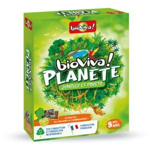 Bioviva Planete Jungles et Forets
