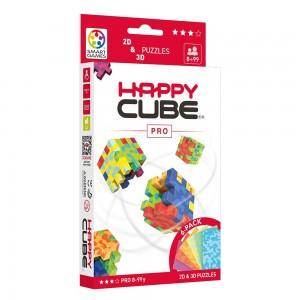 Happy Cube Pack Pro 6 Couleurs