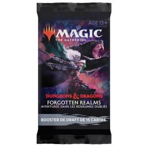 MTG Booster Draft Dungeons & Dragons Forgotten Realms FR