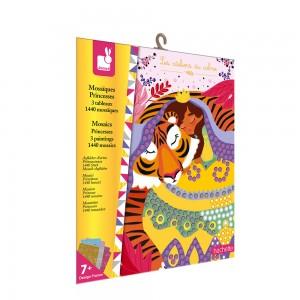 Kit Creatif Mosaiques Princesses