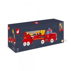 Camion de Pompier Géant Story