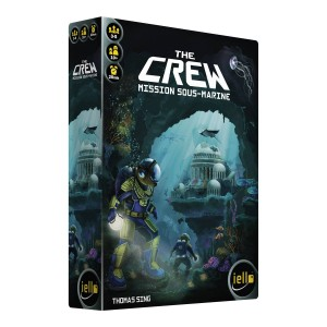 The Crew Mission Sous Marine