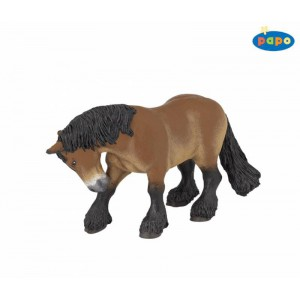 51111 cheval de trait ardennais