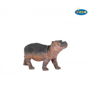 50052 Bébé Hippopotame
