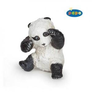 50134 Bébé Panda Jouant