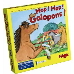 Hop ! Hop ! Galopons !