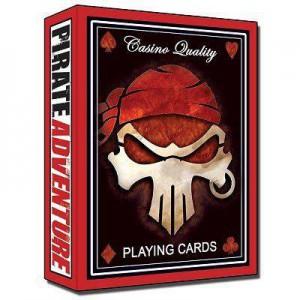 Poker pirate adventure - jeu de 54 cartes
