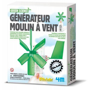 Kit Generateur Moulin a Vent