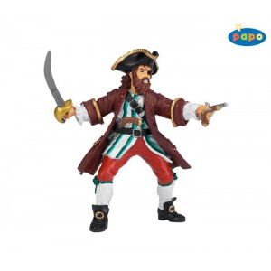 39428 Pirate Capitaine Barberousse