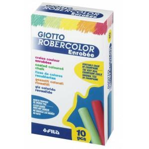 Etui 10 Craies Couleurs Robercolor