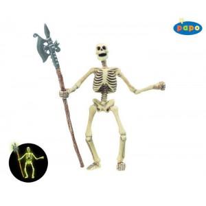 38908 Squelette Phosphorescent