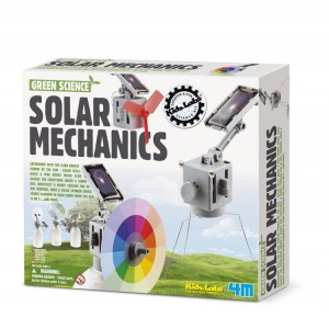 Kit mecanique solaire - kidzlabs green science