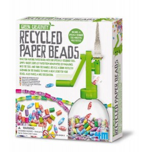 Kit Perles en Papier Recycle