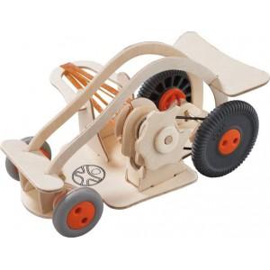 Kit de construction en bois - voiture