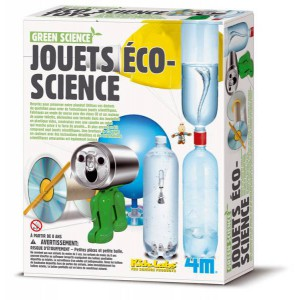 Kit Jouets Eco Science - Green Science