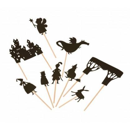 Ombres du soir de La Foret - Collection Les Petites Merveilles