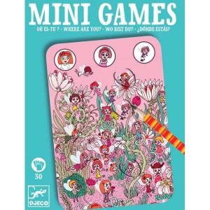 Mini games - ou est rose ?