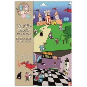 Ma Petite Histoire au Chateau - Teo et Zina