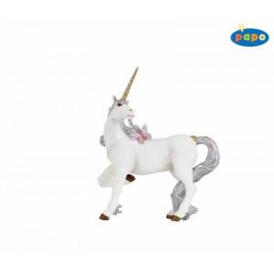 Licorne argentee