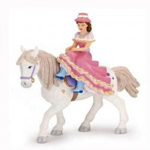 39074 Cavaliere au chapeau et son cheval