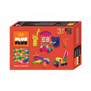 Box Mini Neon 3 en 1 - 480 pièces