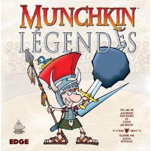 Munchkin legendes