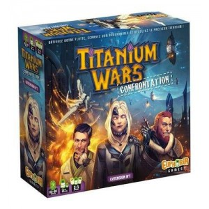 Titanium Wars Extension Confrontation