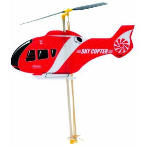 Helicoptere Planeur Polystyrene