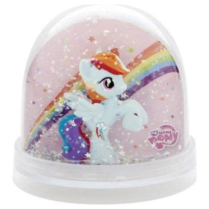 Globe Boule a Neige My Little Pony - Rainbow Dash