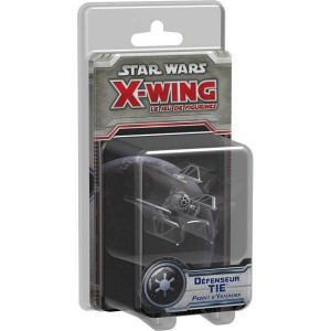 Defenseur tie - star wars x-wing