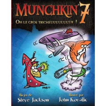 Munchkin 7 Oh le Gros Tricheur