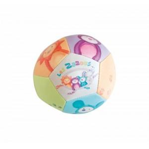Balle Souple 10 cm Les Zazous