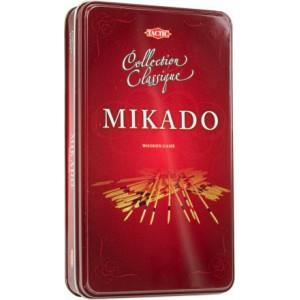 Mikado en boite metal - Collection classique
