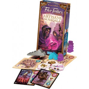 Five Tribes Les Artisans de Naqala Extension