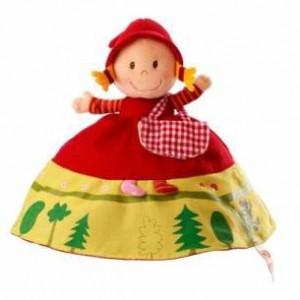Marionnette Reversible - Le Petit Chaperon Rouge