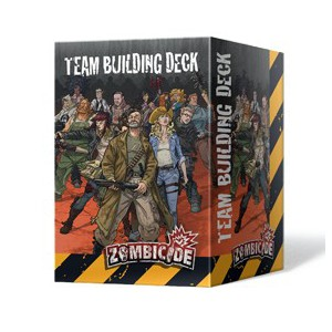 Zombicide Team Building Deck