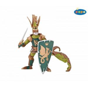 39922 Maitre des Armes Cimier Dragon