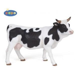 51148 Vache Noire et Blanche