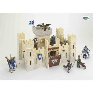 60004 Chateau des Chevaliers modulable en bois