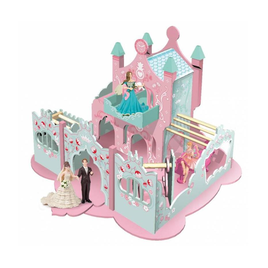 Un Chateau Dans Les Nuages 60150 le chateau dans les nuages princesse & fee