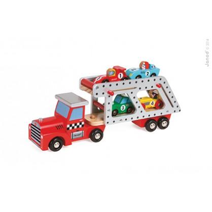 Camion Transporteur de Voitures Story