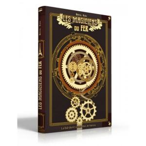 Bd Les Magiciens du Fer Edition Limitee