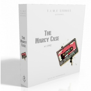 T.I.M.E Stories Marcy Case