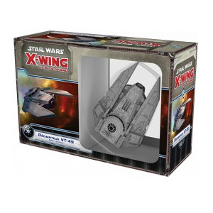Decimateur VT49 Star Wars X-Wing