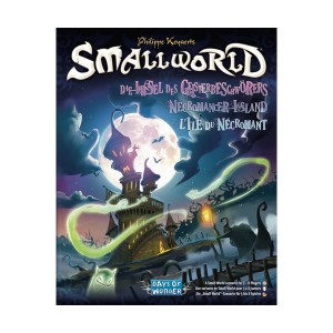 Smallworld Ile du Necromant