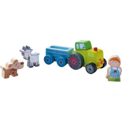 Le Tracteur de Pierre Univers de Jeu
