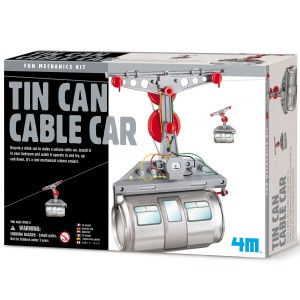 Kit Telecabine Canette