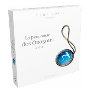 T.I.M.E Stories La Prophetie des Dragons